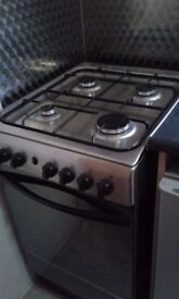 Brand new Indesit gas cooker