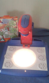 Early Learnng Projector with additional Dinosaurs Projecting Kit