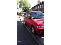 red left hand drive Mazda for sale
