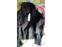 NWT Bench jacket, size M, £10