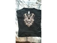 Black baggy NEW LOOK t shirt. Size 10. BNWT. £5.Collection from Eyres Monsell