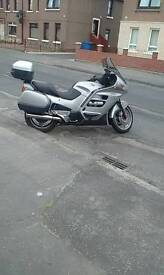 Honda pan European 1100cc tourer