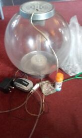 Bio-Orb Fish Tank with Light and Filter