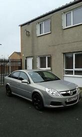 Vauxhall vectra exclusive cdti automatic 1.9 diesel 2008