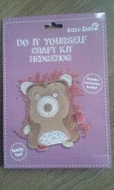 Sass & belle Do It Yourself Craft Kit Hedgehog