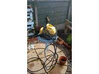 B 302 karcher pressure washer spares or repair