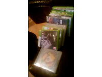xbox 360 headphones 1 controller and games