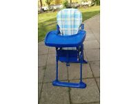 Mothercare Adjustable High chair