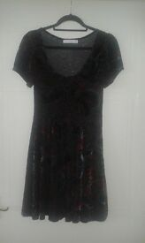Mink Pink Dress (Urban Outfitters) UK Size 12