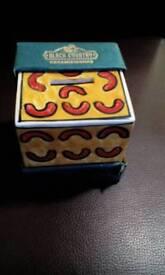 Black country money box