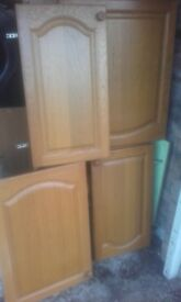 Kitchen units and doors