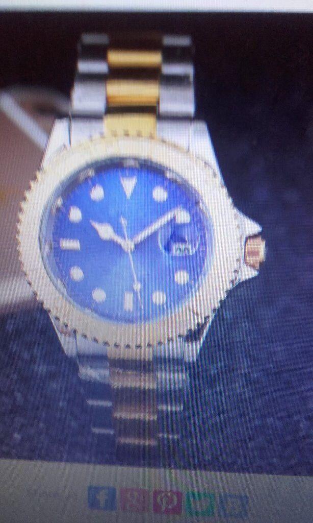 fashion quartz watch (2)
