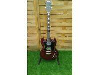 avon rose morris sg electric guitar made in japan 1970s