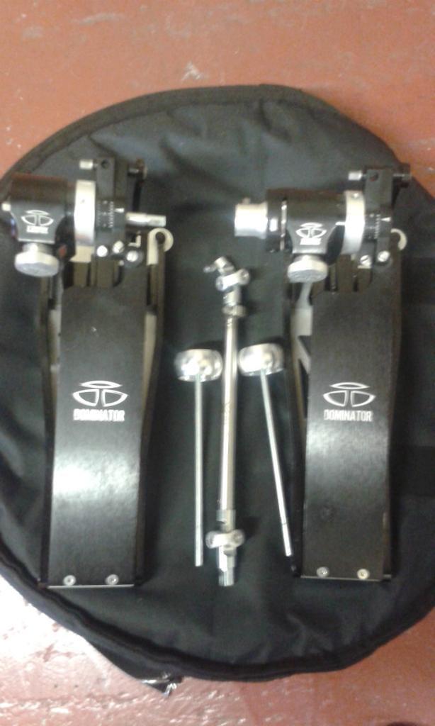 trick dominator double pedal in glastonbury somerset gumtree. Black Bedroom Furniture Sets. Home Design Ideas
