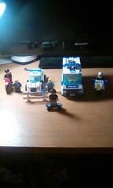 Lego city police bundle