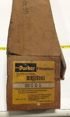 Parker Hydraulic Filter Element Nib 933211q 5q Zj Pzb