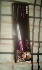 Babylis curling wand