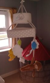 Cot Mobile, could be used for boy or girl