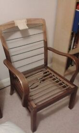 1950's Parker Knoll chair