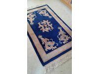 Chinese Dragon pattern rug