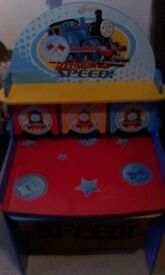 Kid's desk and stool - Thomas Tank Engine *Excellent condition* Exeter/Exmouth