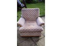 Ercol armchairs - vintage, Richmond style