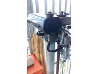 BRITISH SEAGULL 5HP LONG-SHAFT OUTBOARD MOTOR