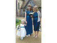 Toddler's Bridesmaid Dress 3-4 yrs