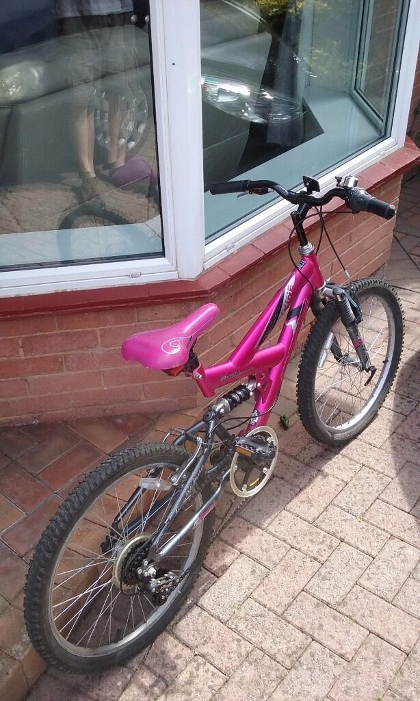 Girls 5 Speed Mountain Bike In Chepstow Monmouthshire Gumtree
