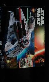 Star wars, The force awakens Millennium Falcon