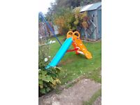Childrens slide