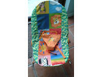 Chad Valley Rainbow Bouncer - seldom used and in very good condition