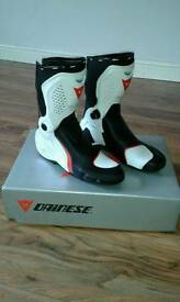 DAINESE TR-COURSE OUT SPORTS MOTORCYCLE BOOTS