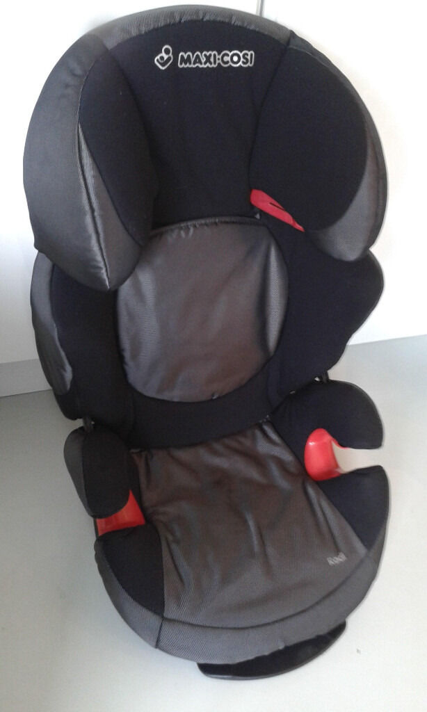 maxi cosi rodi xr car seat 4 12 years in portobello edinburgh gumtree. Black Bedroom Furniture Sets. Home Design Ideas
