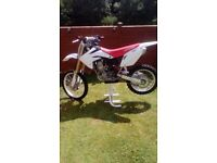 Crf 150rb expert 2016 30 hrs from new