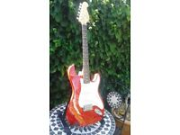 Electric Guitar Strat style