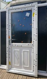 Brand New UPVC door 975x2040 delivery available