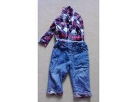 boy clothes 12-18m part 1