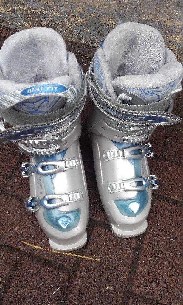 Ladies Head Ski Boots MP 24 /24.5