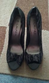 ladies launch heels size 7