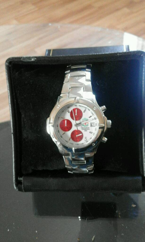 Liverpool 2005:champions winers watch. Got certification. Never worn or used