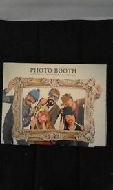 Photo booth set