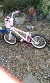 Hello Kitty Childs Bike