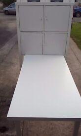 Ikea Kalax storage unit & table