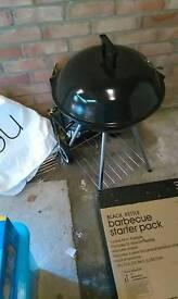Barbeque starter kit