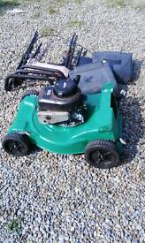Lawnmower spare parts