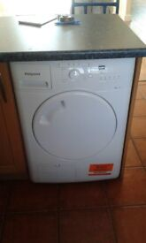 Hotpoint Tumble Dryer, 8 kg, only six months old.