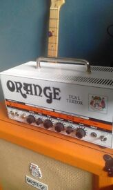 Orange PPC112 Cab for sale! Good condition!