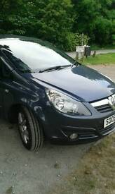 Great condition corsa 3dr hatchback ,1.2 sxi,limo tint.MOT full service history.