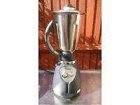 Commercial Heavy duty Santos Blender Milkshakes, Soup, Gravy. 4 litres Jug